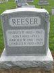Profile photo:  Ada I. <I>Wanner</I> Reeser
