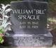 """William """"Bill"""" Sprague"""