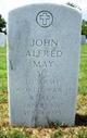 John Alfred May