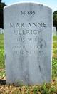 Marianne <I>Ullrich</I> May