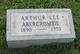 Arthur Lee Abercrombie