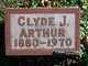 Clyde J. Arthur