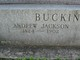 Andrew Jackson Buckingham