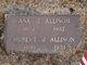 Hubert James Allison