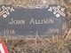 John Hansen Allison