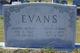 Profile photo:  Ellen J <I>Mims</I> Evans
