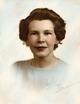 "Mary Elizabeth ""Lib"" <I>Fewell</I> Thomas"