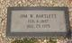 "James Walter ""Jim"" Bartlett"