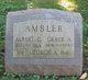 Profile photo:  Albert C Ambler