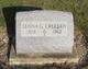 Profile photo:  Lenna G <I>Gleagall</I> Creeden