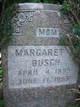 Profile photo:  Margaret Busch