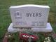 Profile photo:  Clara <I>Mark</I> Byers