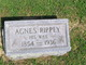 Agnes <I>Rippey</I> Barden