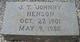 """John Thomas """"Johnny"""" Henson"""