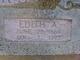 Edith A. <I>Thomas</I> Banks