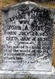 """Clara Josephine """"Josephine"""" <I>Thibodeaux</I> Sides"""