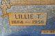 Lillie Azalea <I>Traynham</I> Bagwell