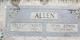 """Profile photo:  Adlean """"Addie"""" <I>Croft</I> Allen"""
