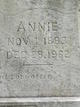 Profile photo:  Annie <I>Petersen</I> Heinkle