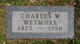 Charles Wesley Wetmore I