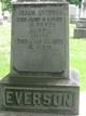 Abram N Everson