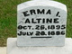 Profile photo:  Erma I Altine