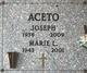 Profile photo:  Marie <I>Latina</I> Aceto