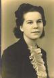 Profile photo:  Clara Janice <I>Clevenger</I> Bauer