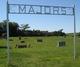 Majors Cemetery