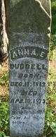 "Profile photo:  Ann Elizabeth ""Nancy"" <I>Wilson</I> Aduddell"