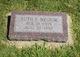 Ruth E Nestor