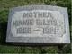 Minnie Blanche <I>Struble</I> Lyons