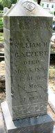 Profile photo:  William H Calvert