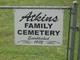 Atkins Family Cemetery