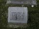 """Margret Elizabeth """"Maggie"""" <I>Mahoney</I> Lawson"""