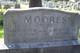 Elizabeth <I>Manuel</I> Moores