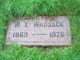 William Edward Wadsack