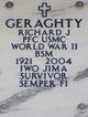 Profile photo:  Richard James Geraghty