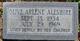 Olive Arlene Aleshire