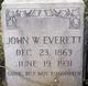 John William Everett, Jr