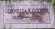 Cornelia K Cooper