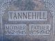 Profile photo:  Emma <I>Cunningham</I> Tannehill