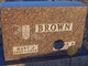 "Profile photo:  Byron DeForest ""B.D."" Brown"