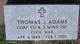 Thomas J. Adams