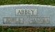 Geraldine <I>Scott</I> Abbey