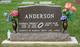 "Profile photo:  Carroll LeRoy ""Shorty"" Anderson"