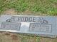 Bessie Jane <I>Cox</I> Fodge