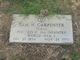 Sam Houston Carpenter