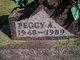 Peggy A. Albright