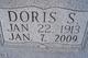 Profile photo:  Doris Page <I>Sumner</I> Askew